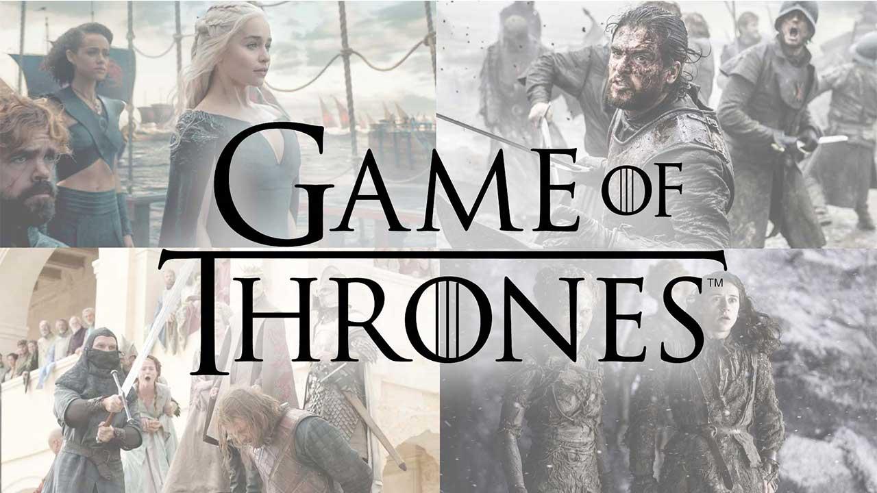 Buku Game of Thrones